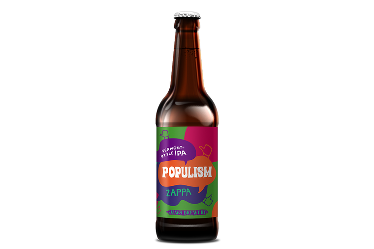 POPULISM: ZAPPA EDITION (Vermont IPA)